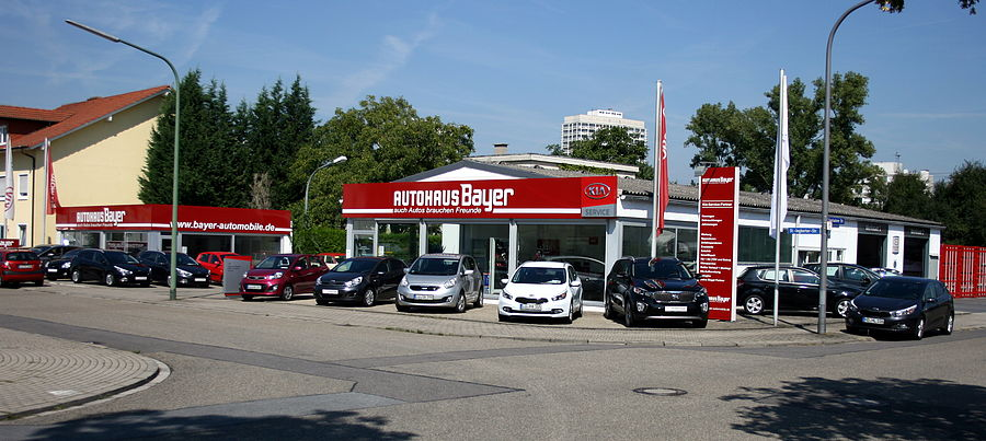 Autohaus Bayer KG - Home